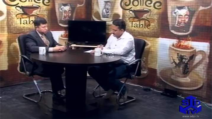 Coffee Table Program : Situation of Telecom Sector in Pakistan