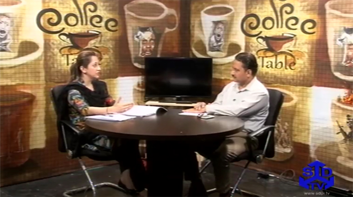 Coffee Table Program : Discussion on Budget 2014-15