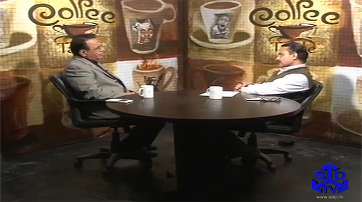 Coffee Table Program  : Gen. (R) Pervaiz Musharraf and his party APML