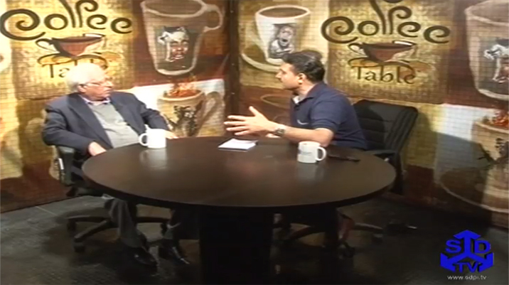 Coffee Table with Fateh Muhammad Malik on 75th Pakistan Day Celebration