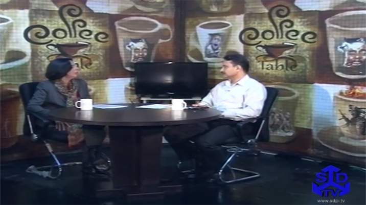 Coffee Table Program 20 :The state of Food Security in Pakistan
