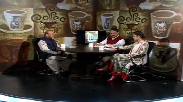 Coffee Table Programme 6 : Madrassa Reforms
