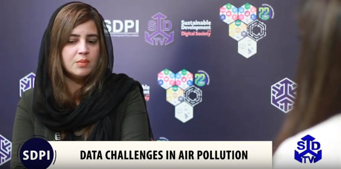 Data challenges in Air pollution