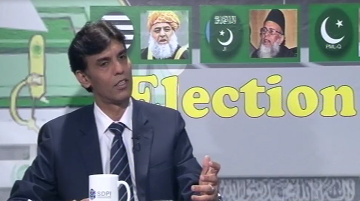 Election Transmission 2013:Programe 10-Post Election Day scenario in the context of Awaaz