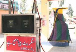 Gas Shortage Aggravates