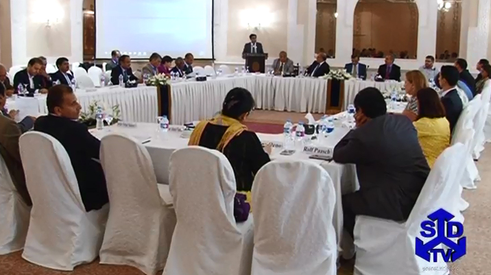 SDPI's High-Level Meeting on Designing Better Federal & Provincial tax Reforms in Pakistan