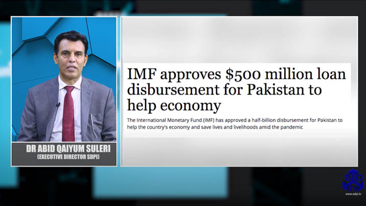 IMF approves $500 million disbursement to Pakistan