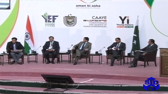 Indo-Pak Young Entrepreneur Summit 2013
