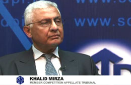 An exclusive interview with Khalid Mirza