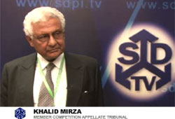 Interview with Khalid Mirza at 5th SAES