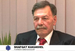 Shafqat Kakakhel on Pak-US Relations