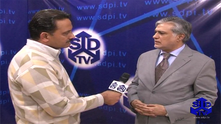 Ishaq Dar Interview