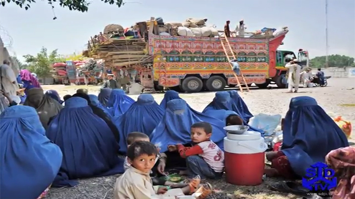 Government of Japan's Assistance for IDPs & Afghan Refugees