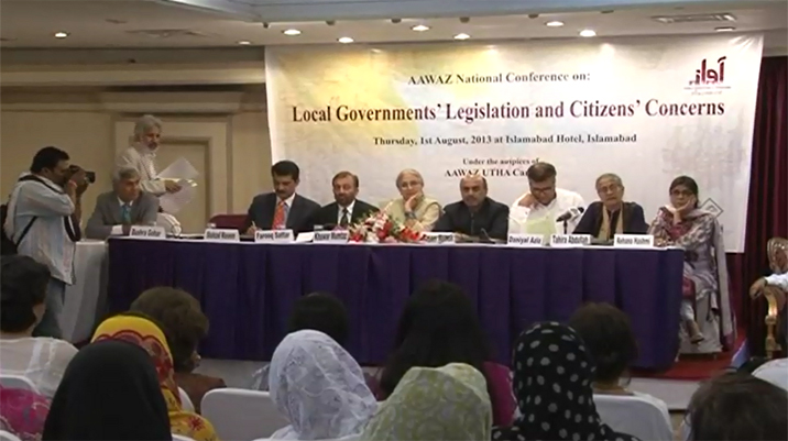 Local Governments Legislation and Citizens Concerns