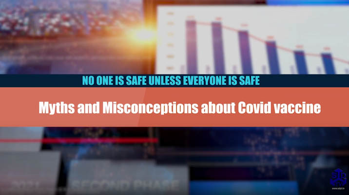 Myths and Misconceptions about Covid vaccine