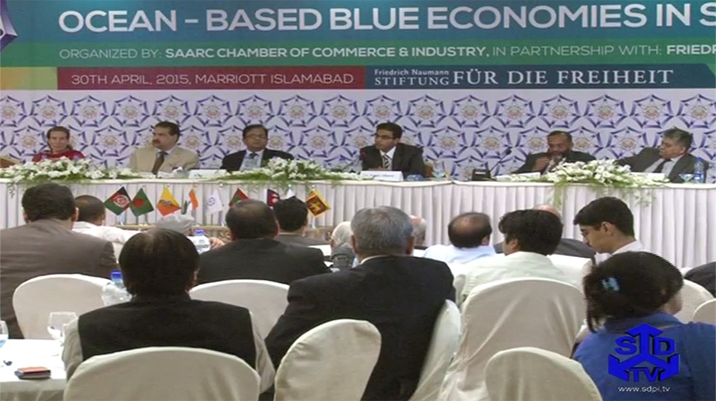 Ocean-based Economies of South Asia