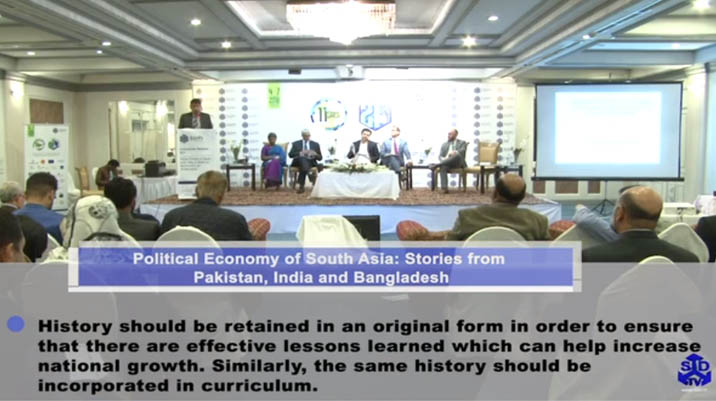 Political Economy of South Asia: Stories from Pakistan, India and Bangladesh