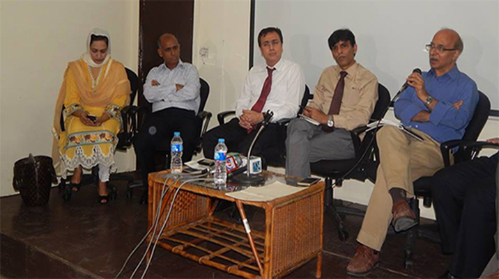Role of Media in Agenda Setting and Countering Terrorism in Pakistan