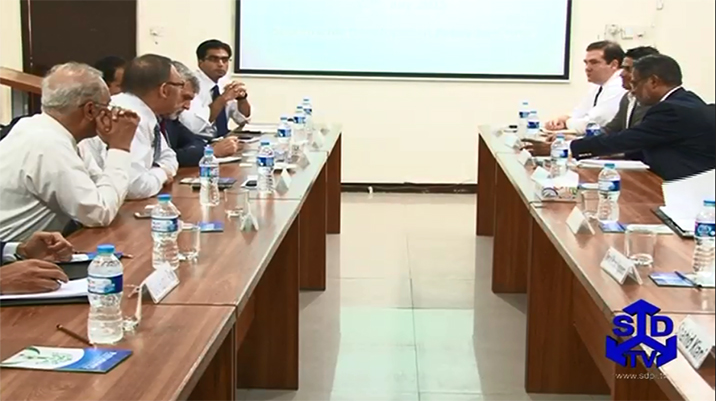 Roundtable on US-Pakistan Economic Cooperation