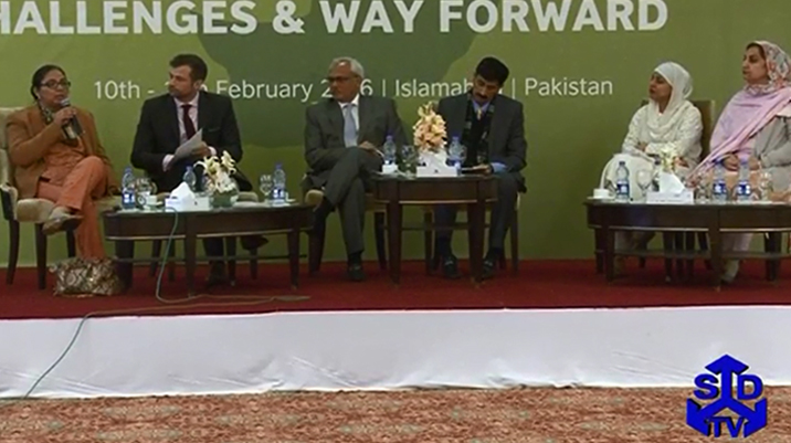 Social Enterprises in Pakistan: Challenges and Way Forward (Policy Symposium Day 2)