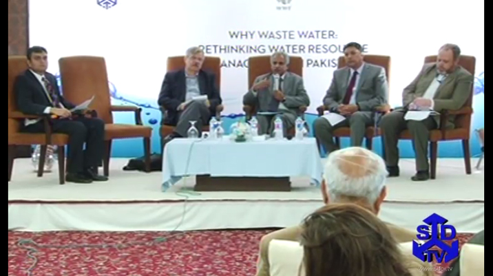 Why Waste Water: Rethinking Water Resource Management in Pakistan
