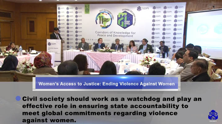 Women's Access to Justice: Ending Violence Against Women