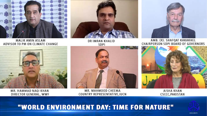 World Environment Day Time for Nature
