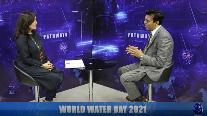 World Water Day 2021 in the context of COVID- 19