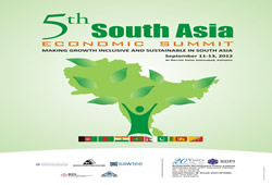 5th South Asian Economic Summit Curtain Raiser